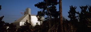 Toyo Ito - Casa de Aluminio, Kanagawa, Japón 1971