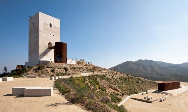 Restauración Torre Nazarí, Huércal-Overa, Almería
